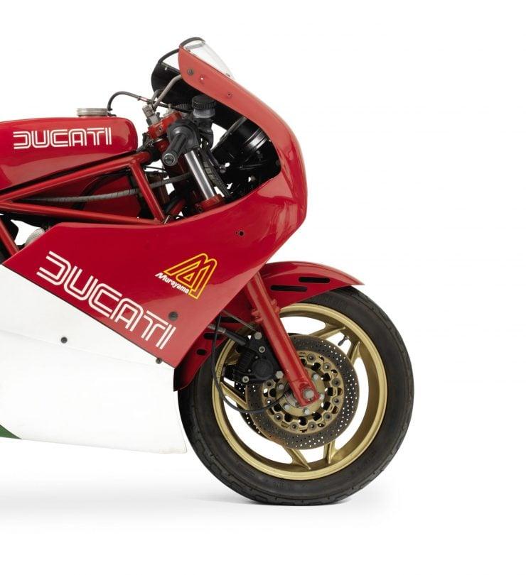 Ducati 750 F1 Motorbike copy 2 740x810 - 1985 Ducati 750 F1