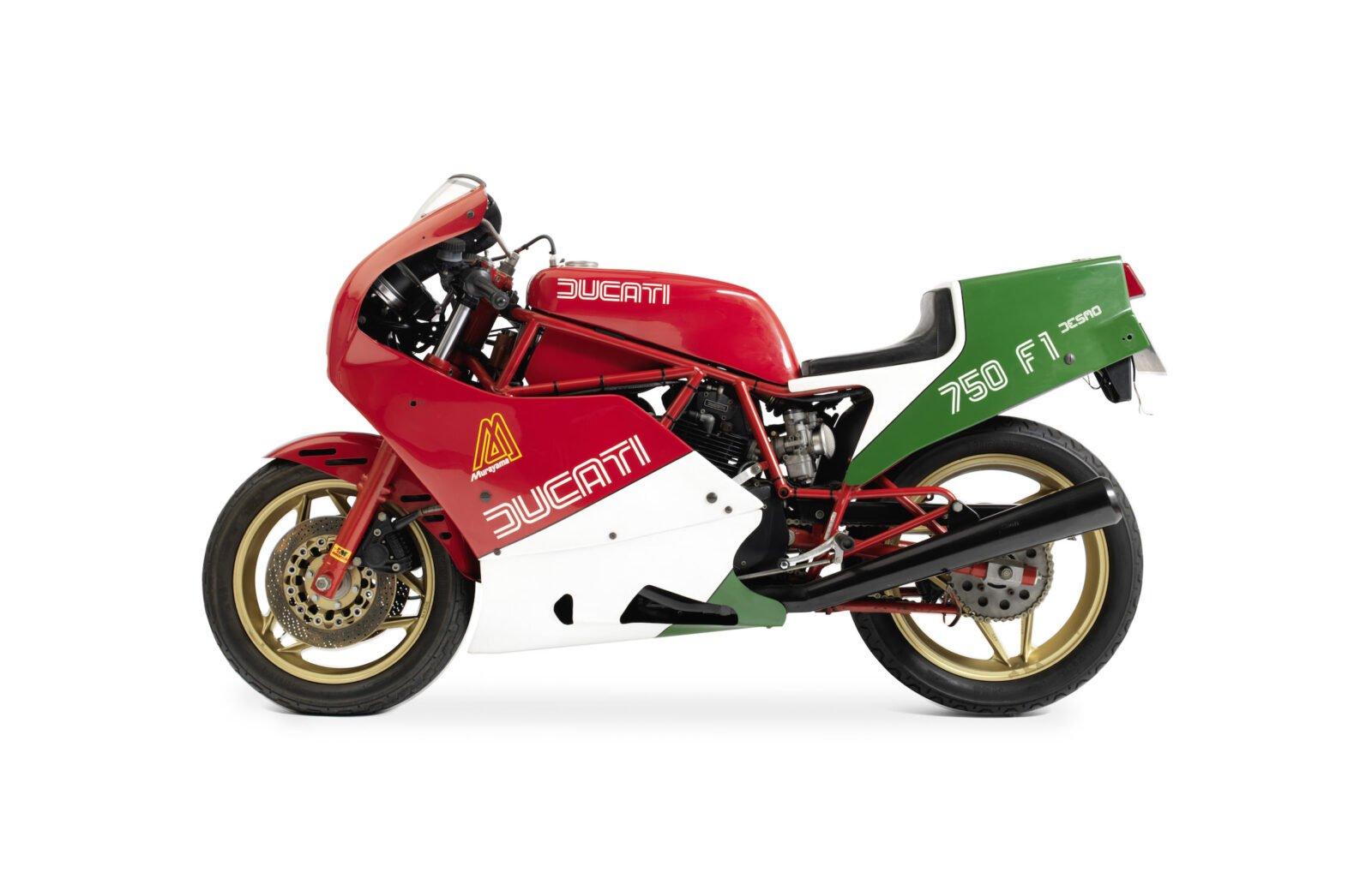 Ducati 750 F1 Motorcycle 1600x1046 - 1985 Ducati 750 F1