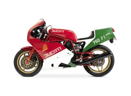 Ducati 750 F1 Motorcycle 450x330 - 1985 Ducati 750 F1