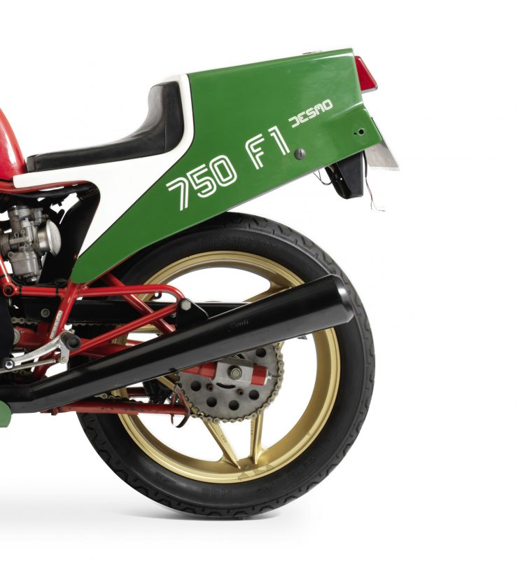 Ducati 750 F1 copy 740x802 - 1985 Ducati 750 F1