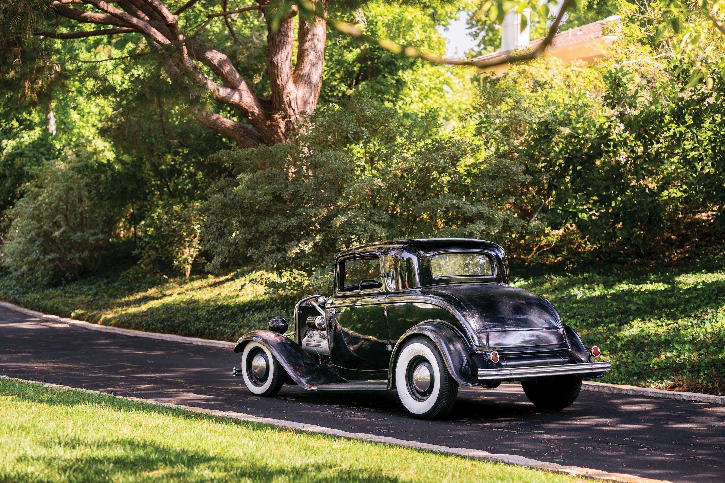 1932 Ford Three-Window Hot Rod
