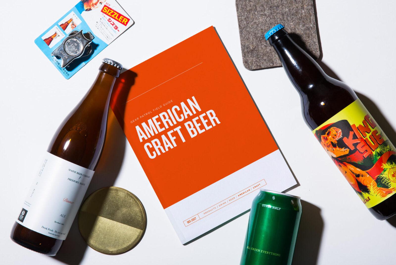 Gear Patrol Field Guide American Craft Beer.jp  1600x1072 - Gear Patrol Field Guide: American Craft Beer