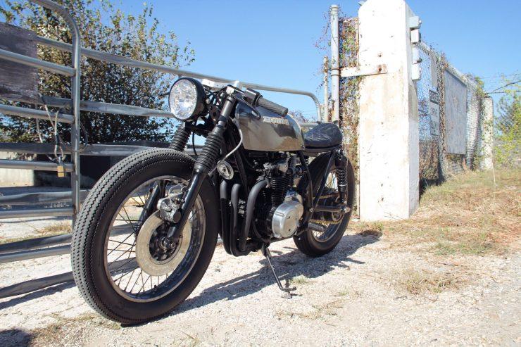 Honda CB550 1 740x493 - Jennifer Bailey's Honda CB550