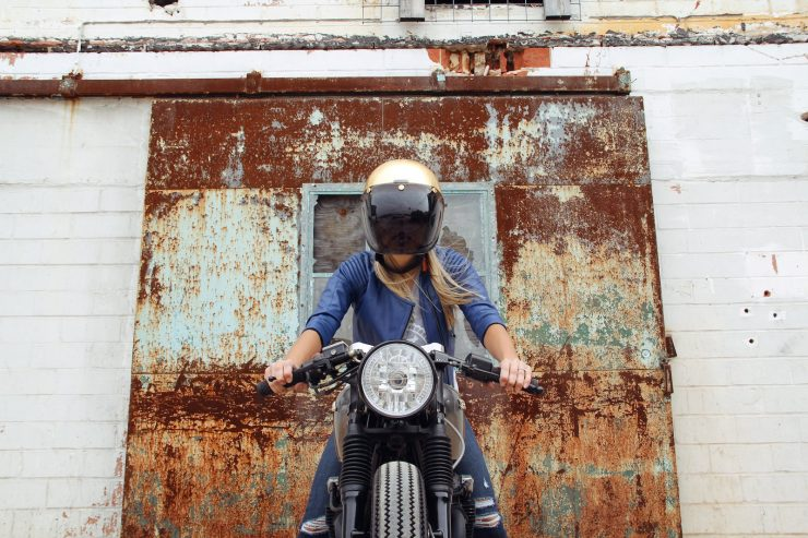 Honda CB550 11 740x493 - Jennifer Bailey's Honda CB550