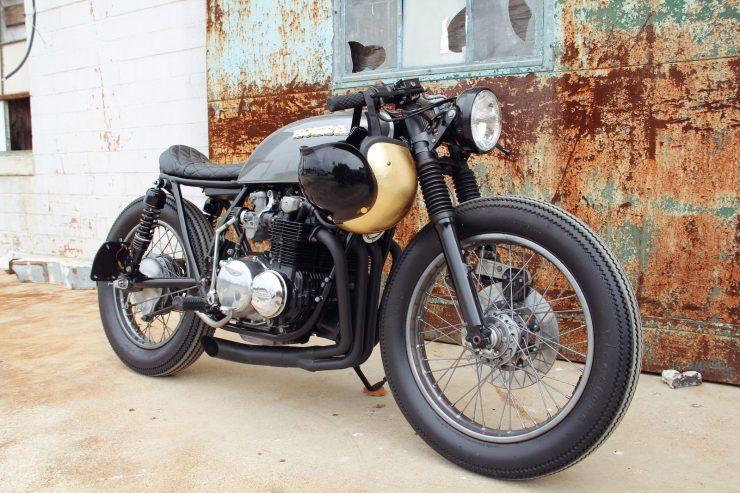 Honda CB550 13 740x493 - Jennifer Bailey's Honda CB550