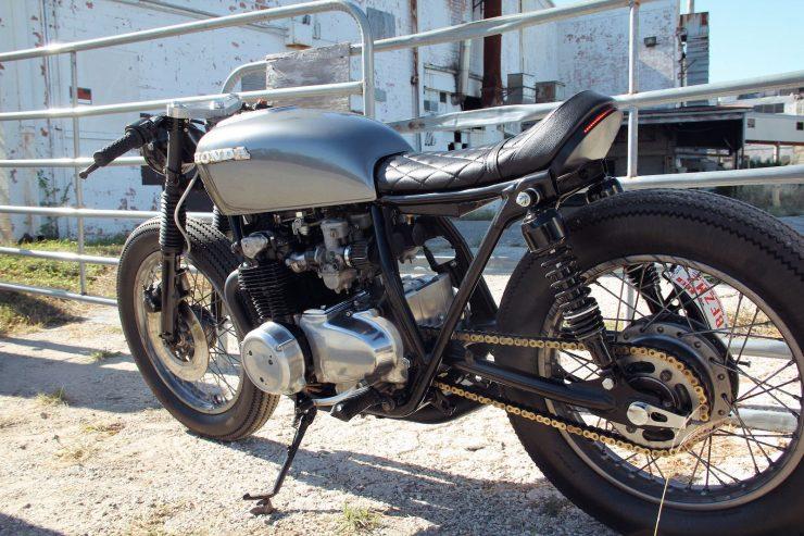 Honda CB550 3 740x493 - Jennifer Bailey's Honda CB550