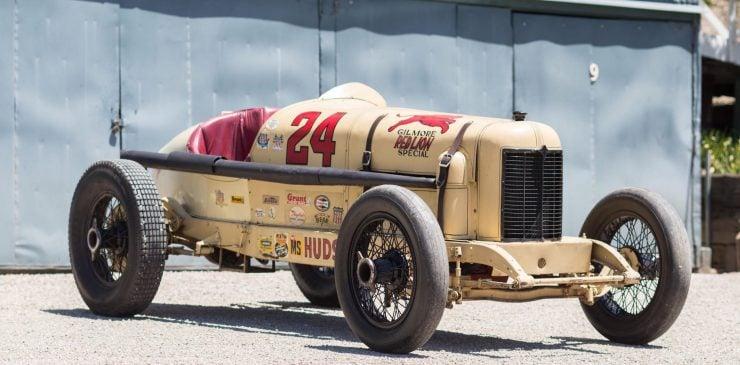 Hudson Super Six Racing Car 1 740x365 - 1920 Hudson Super Six Racing Car