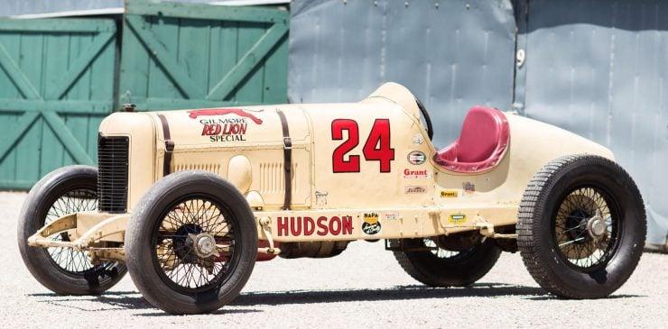 Hudson Super Six Racing Car 15 740x365 - 1920 Hudson Super Six Racing Car