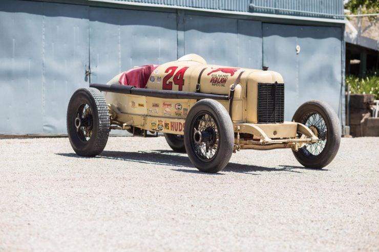 Hudson Super Six Racing Car 2 740x493 - 1920 Hudson Super Six Racing Car