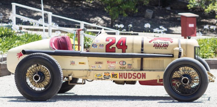 Hudson Super Six Racing Car 3 740x365 - 1920 Hudson Super Six Racing Car