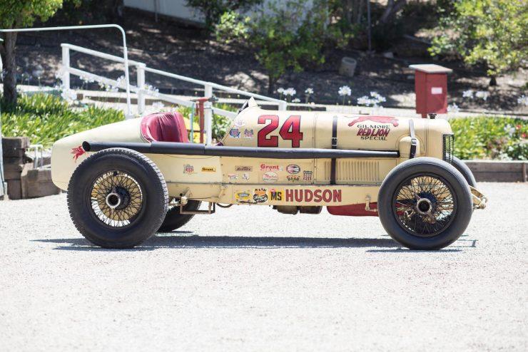 Hudson Super Six Racing Car 4 740x494 - 1920 Hudson Super Six Racing Car