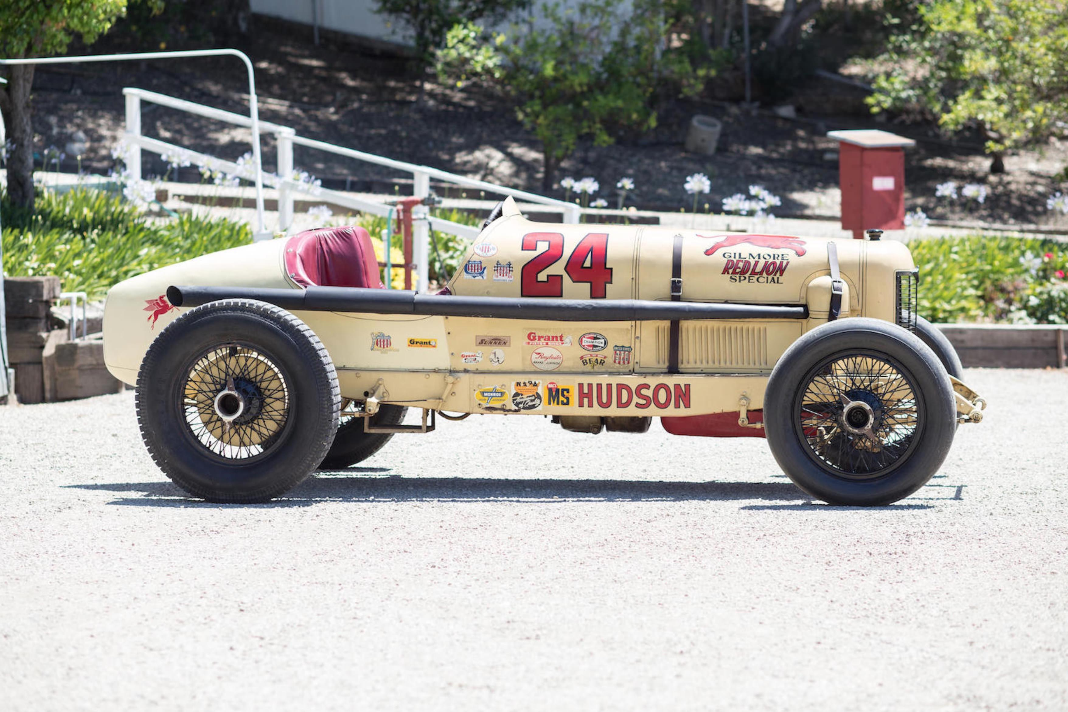 1920 Hudson Super Six Racing Car