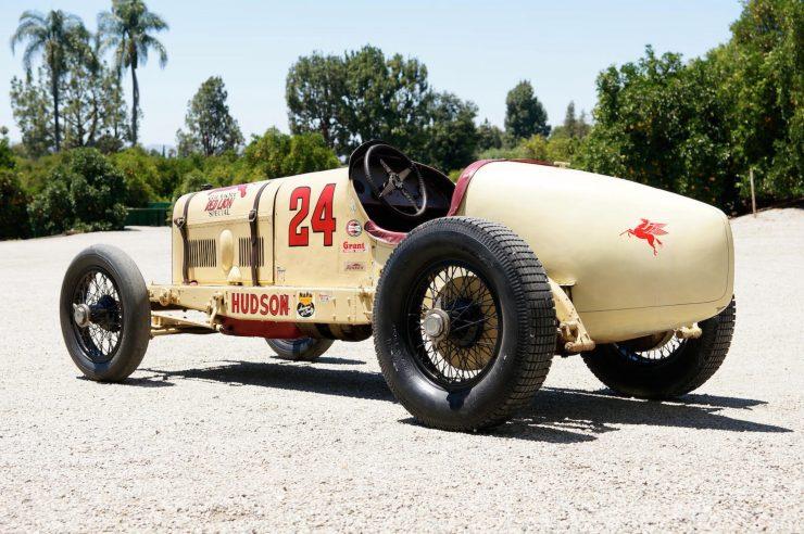Hudson Super Six Racing Car 5 740x492 - 1920 Hudson Super Six Racing Car