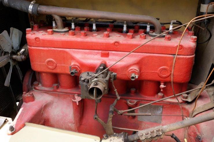 Hudson Super Six Racing Car Engine 740x491 - 1920 Hudson Super Six Racing Car