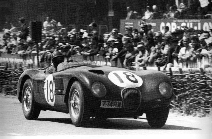 Jaguar At Le Mans In 1953 C Type 740x487 - Documentary: Jaguar At Le Mans In 1953