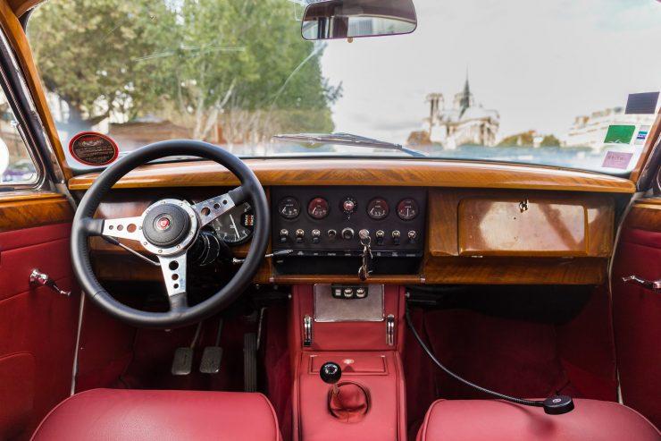 Jaguar MK2 12 740x493 - Jaguar Mark II - The Gentleman's Express