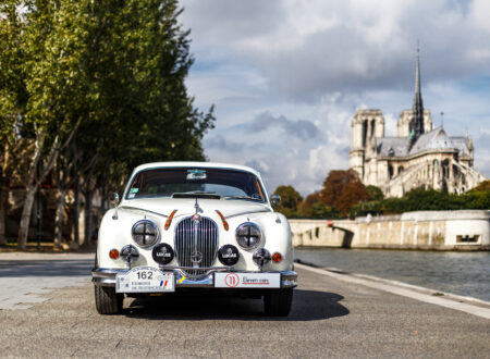 Jaguar MK2 450x330 - Jaguar Mark II - The Gentleman's Express