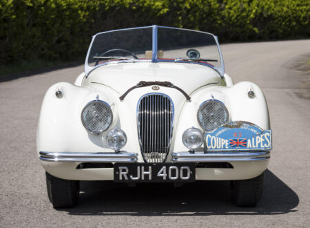 Jaguar XK120 Competition 7 450x330 - 1954 Jaguar XK120 Competition