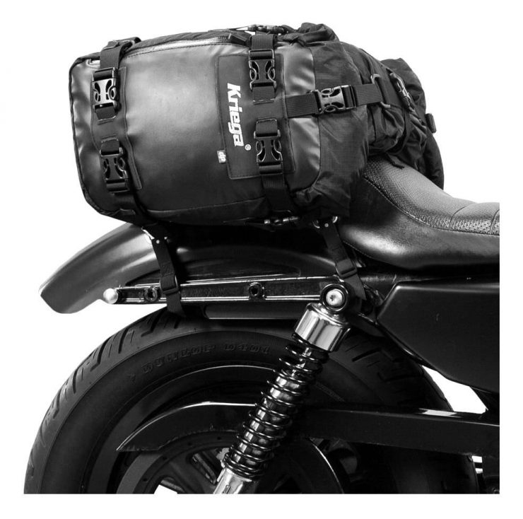 Kriega UScombo50 Modular Motorcycle Tail Bags 740x734 - Kriega Modular Motorcycle Tail Bag
