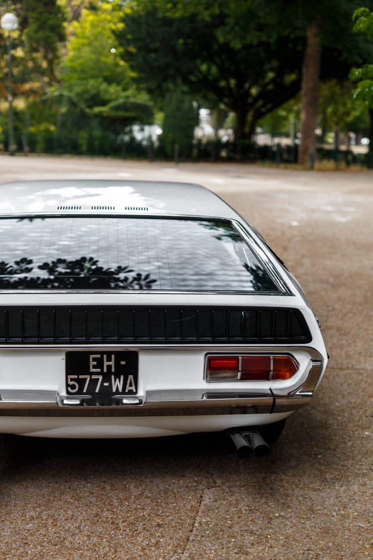 Lamborghini Espada 14 740x1110 - 1968 Lamborghini Espada
