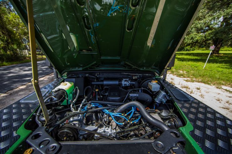 Land Rover Defender Custom 4x4 Car 16 740x493 - Project Barbour by East Coast Defender