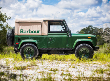 Land Rover Defender Custom 4x4 Car 5 450x330 - Project Barbour by East Coast Defender