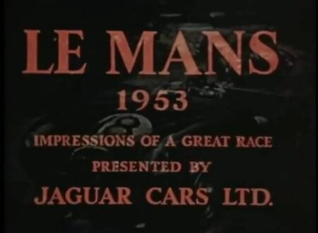 Le Mans 1953 450x330 - Documentary: Jaguar At Le Mans In 1953