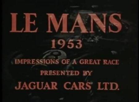 Le Mans 1953 450x330 - Documentary: Jaguar At Le Mans In 1953