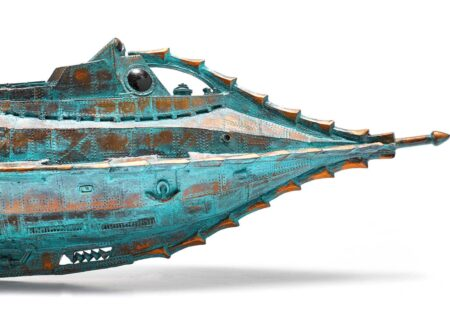Nautilus 20000 Leagues Under the Sea 3 450x330 - Nautilus Submarine:  20,000 Leagues Under the Sea