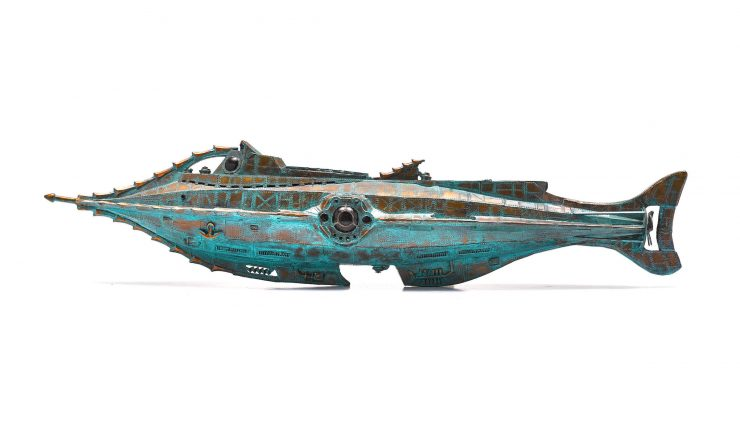 Nautilus 20000 Leagues Under the Sea 740x430 - Nautilus Submarine:  20,000 Leagues Under the Sea