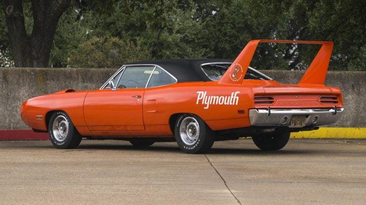 Plymouth Superbird 1 740x416 - All-Original 1970 Plymouth Superbird