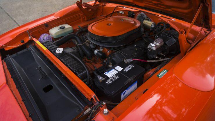 Plymouth Superbird 5 740x416 - All-Original 1970 Plymouth Superbird
