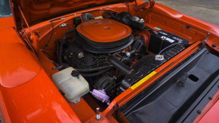Plymouth Superbird 6 740x416 - All-Original 1970 Plymouth Superbird