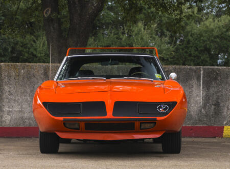 Plymouth Superbird 8 450x330 - All-Original 1970 Plymouth Superbird