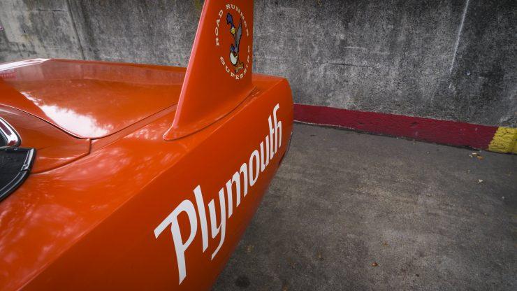 Plymouth Superbird 9 740x416 - All-Original 1970 Plymouth Superbird