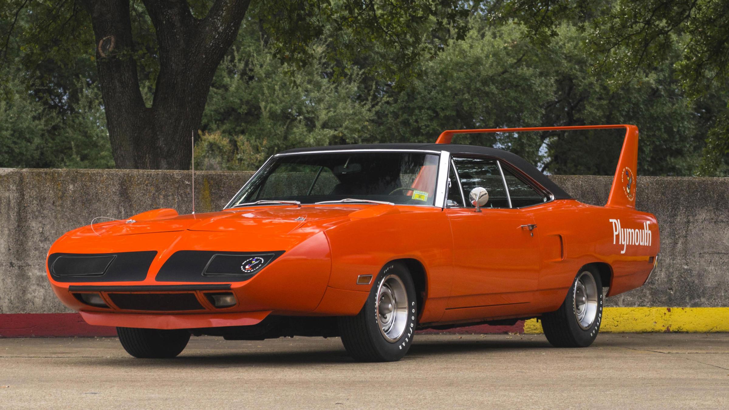 1970 Superbird For Sale >> All-Original 1970 Plymouth Superbird