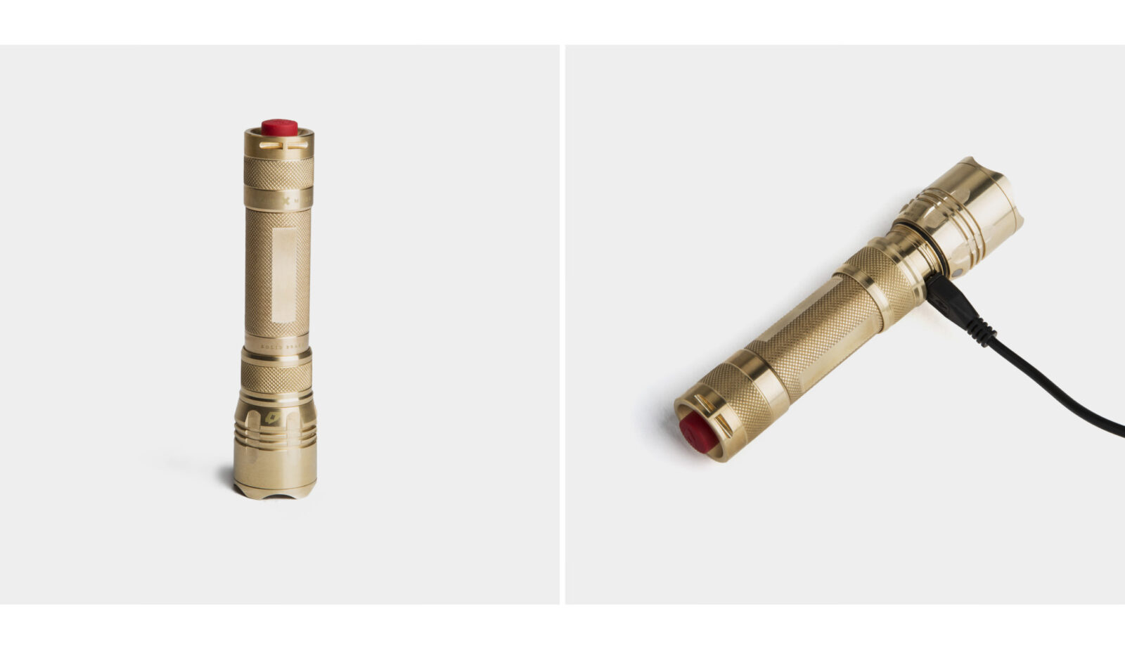 Rechargeable Brass Flashlight MMR X Hero. 6 1600x933 - Rechargeable Brass Flashlight