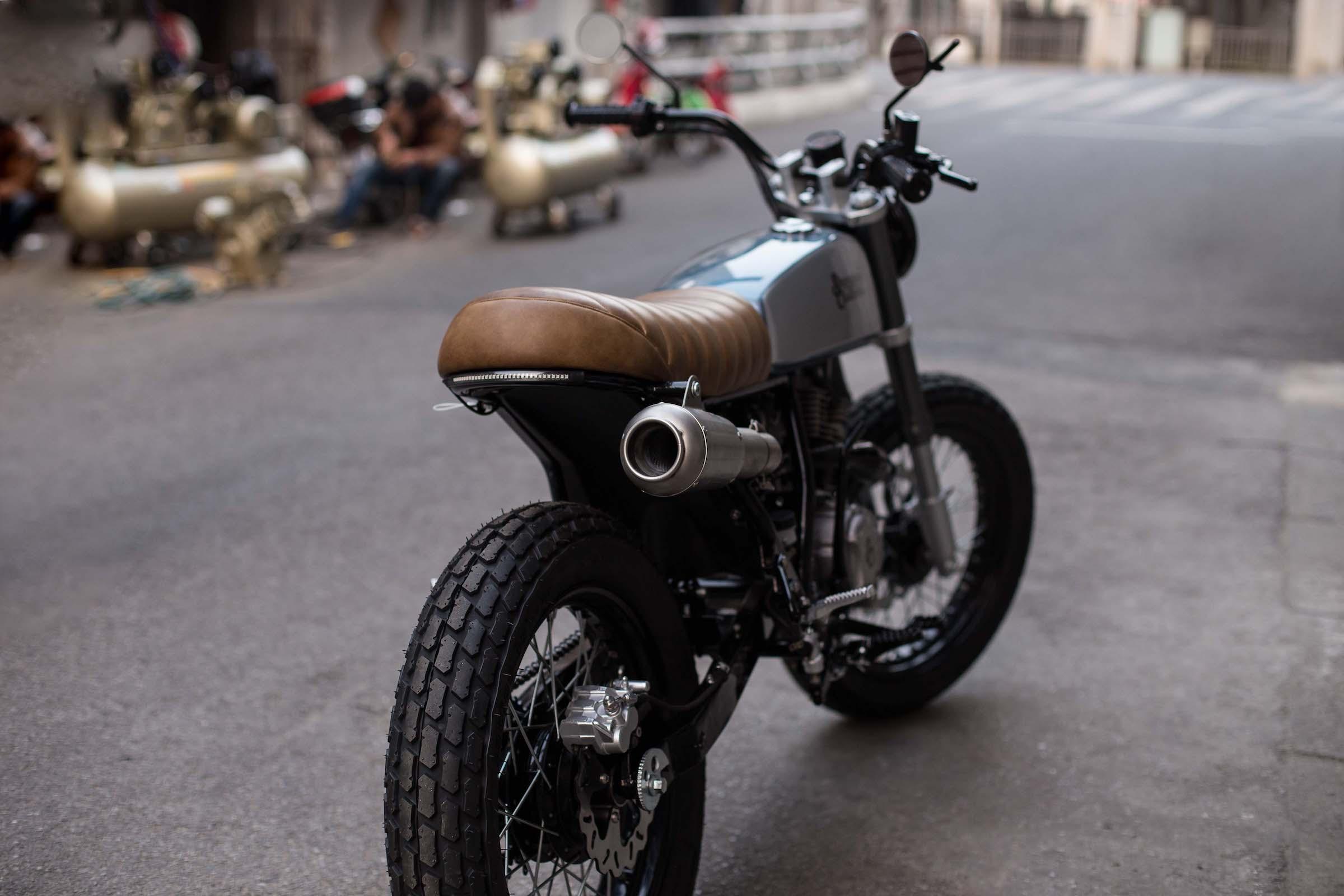 Ebay Motors Motorcycles >> Shanghai Customs Scrambler