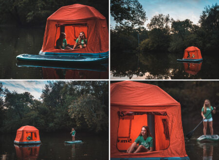 Shoal Tent Hero Main Image 450x330 - Shoal Floating Tent