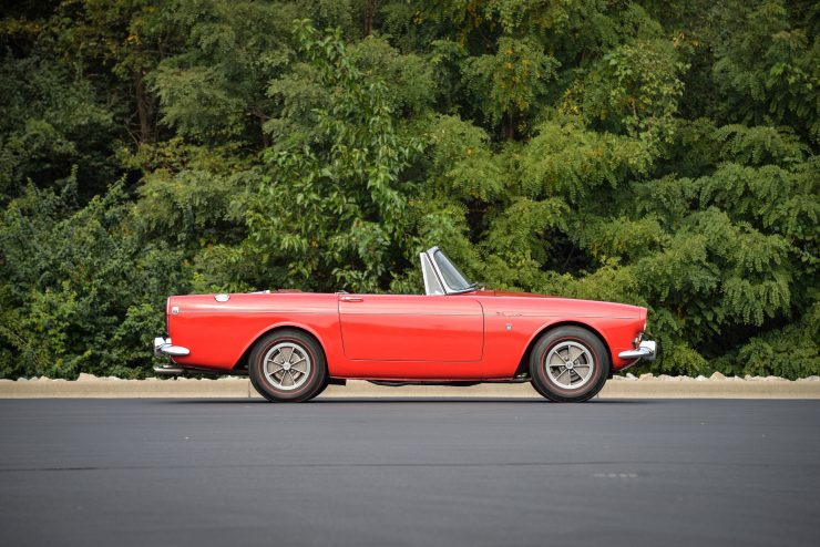 Sunbeam Tiger 3 740x494 - 1965 Sunbeam Tiger