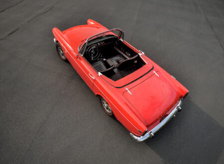 Sunbeam Tiger 450x330 - 1965 Sunbeam Tiger