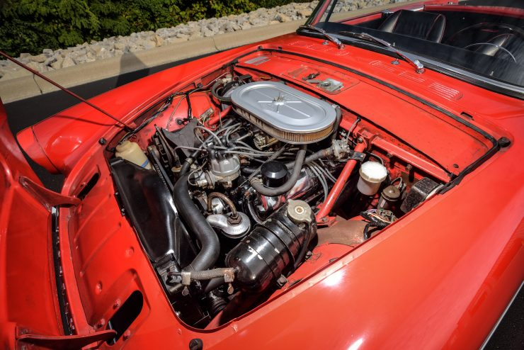 Sunbeam Tiger 7 740x494 - 1965 Sunbeam Tiger