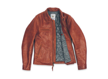 Taylor Stitch Whiskey Steerhide Moto Jacket 1 450x330 - Taylor Stitch + Golden Bear Whiskey Moto Jacket