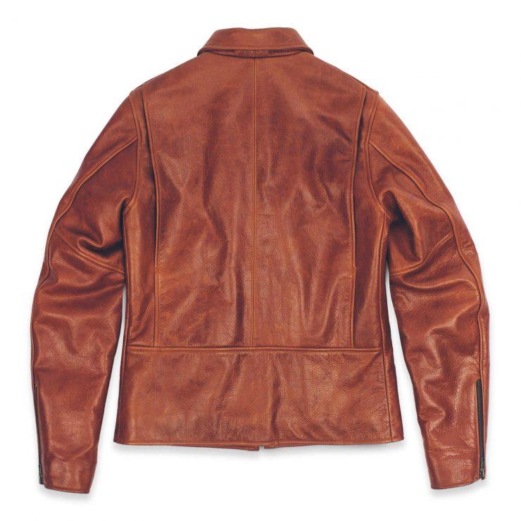 Taylor Stitch Whiskey Steerhide Moto Jacket 2 740x740 - Taylor Stitch + Golden Bear Whiskey Moto Jacket