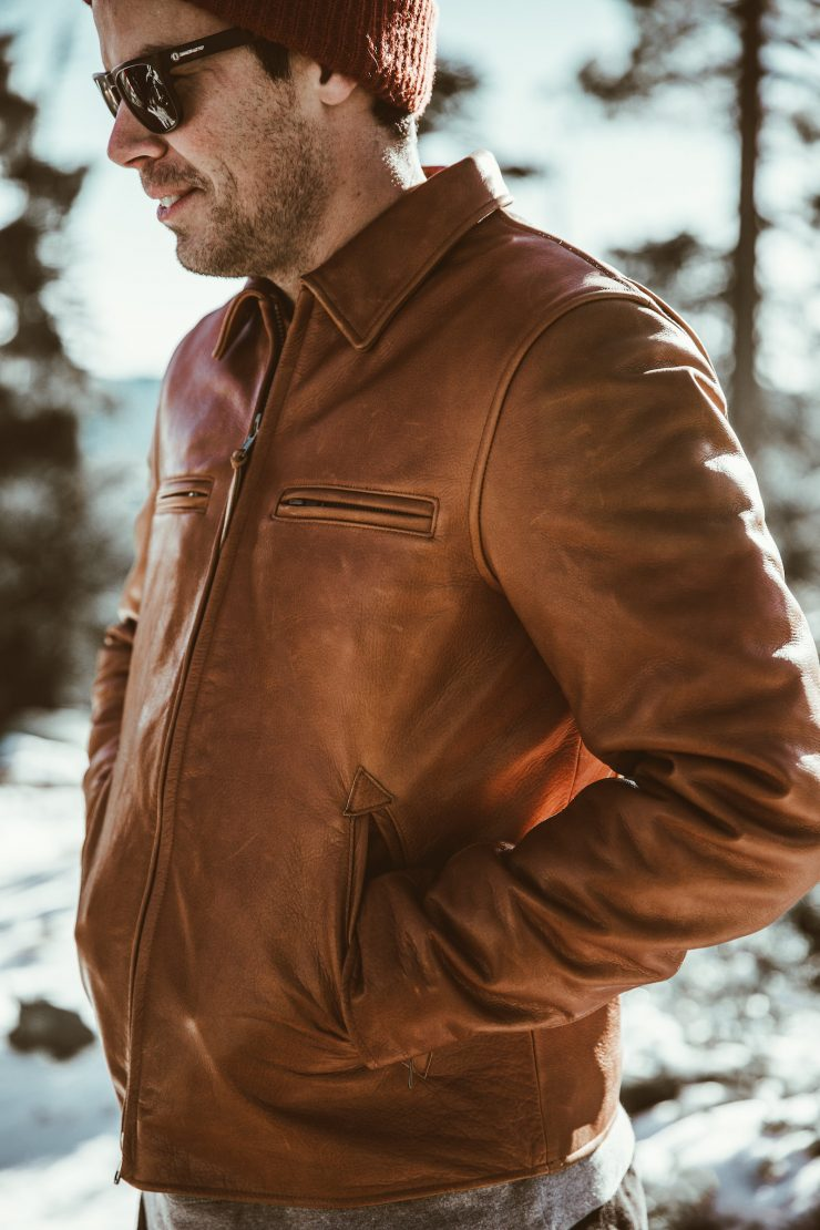 Taylor Stitch Whiskey Steerhide Moto Jacket 8 740x1110 - Taylor Stitch + Golden Bear Whiskey Moto Jacket