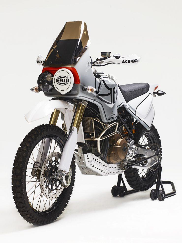 Walt Siegl LAvventura Ducati Motorcycle 2 740x987 - Walt Siegl L'Avventura