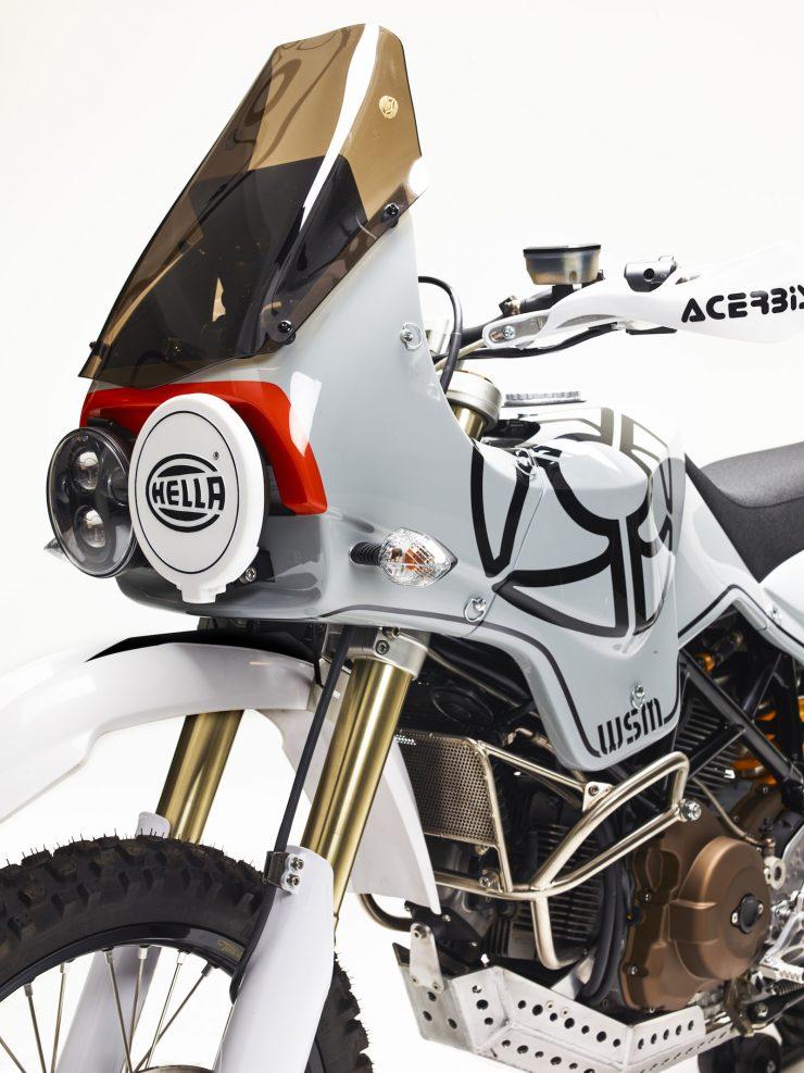 Walt Siegl LAvventura Ducati Motorcycle 3 740x987 - Walt Siegl L'Avventura