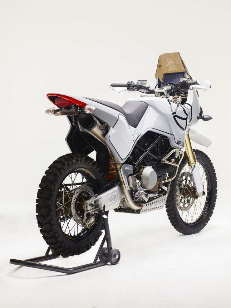 Walt Siegl LAvventura Ducati Motorcycle 4 740x987 - Walt Siegl L'Avventura