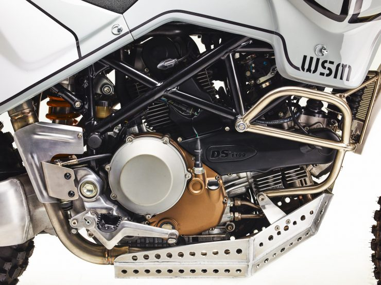 Walt Siegl LAvventura Ducati Motorcycle 6 740x555 - Walt Siegl L'Avventura
