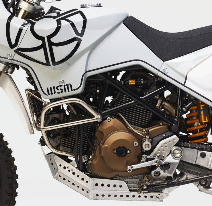Walt Siegl LAvventura Ducati Motorcycle 8 740x720 - Walt Siegl L'Avventura